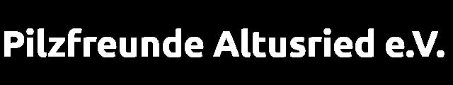 Pilzfreunde Altusried e.V.